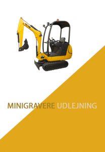 Minigraver udlejning nordjylland