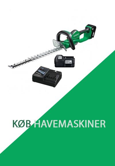 Opdateret Havemaskiner til leje i Frederikshavn, Brønderslev & Hjørring LY15
